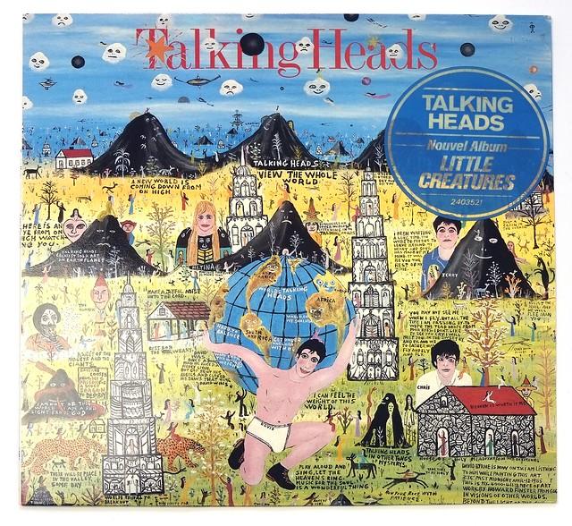 Talking Heads Little Creatures