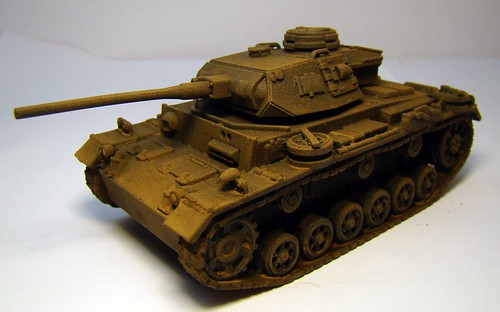 Bolt Action - German Tanks
