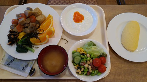 Breakfast at Hotel Nikko Station Classic (1)