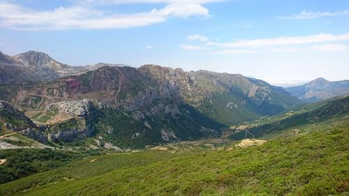 Valle de Saliencia desde Los Bígaros
