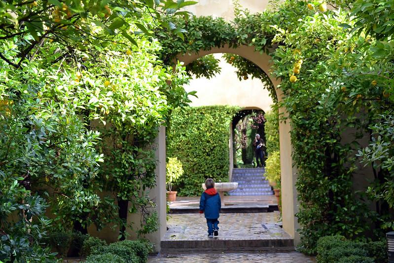 Jardines de diseño renacentista