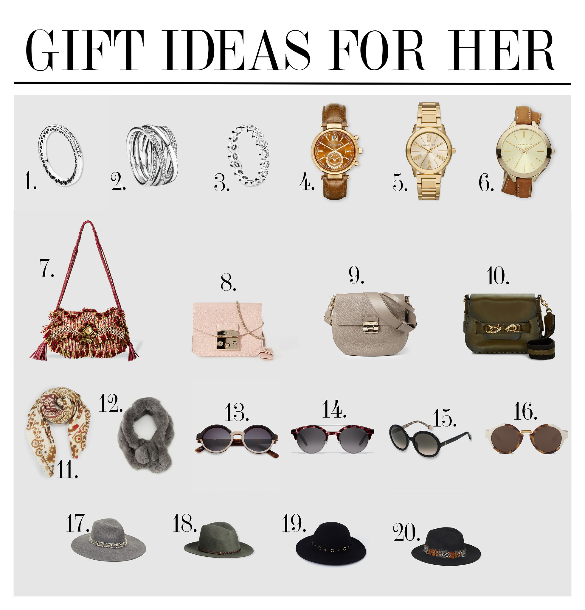 gift ideas for her copia