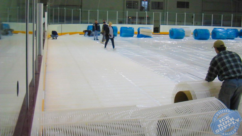 Ice Skating Rink Petoskey, Michigan
