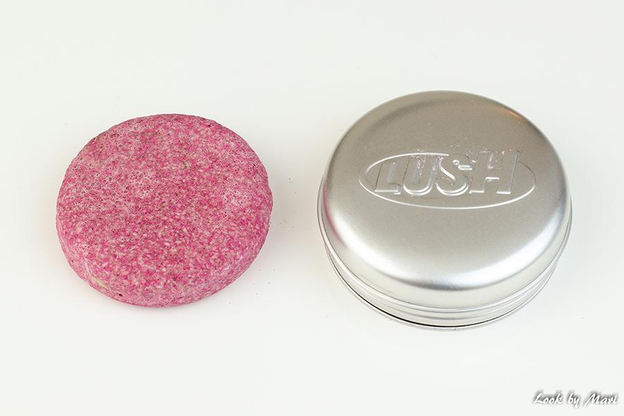 5 lush jason and the argan oil solid shampoo kiinteä shamppoo kokemuksia review