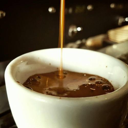 testing espresso
