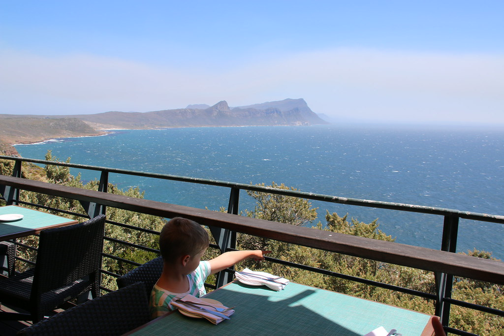 Cape Point Two Oceans Restaurant
