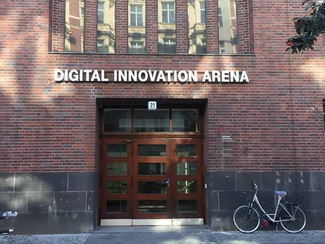 En innovationsplats på ett företag inom telekom