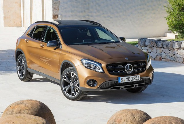 Mercedes-Benz GLA 2018 1