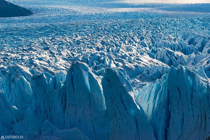 Ice field - Parque Nacional Los Glaciares