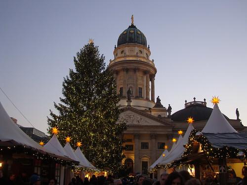 Gendarmenmarkt Weihnachstmarkt
