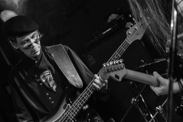 O.E. Gallagher live at Outbreak, Tokyo, 23 Dec 2016 -00171