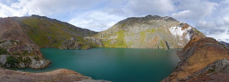 Twin Lakes, 5 Sep 2015