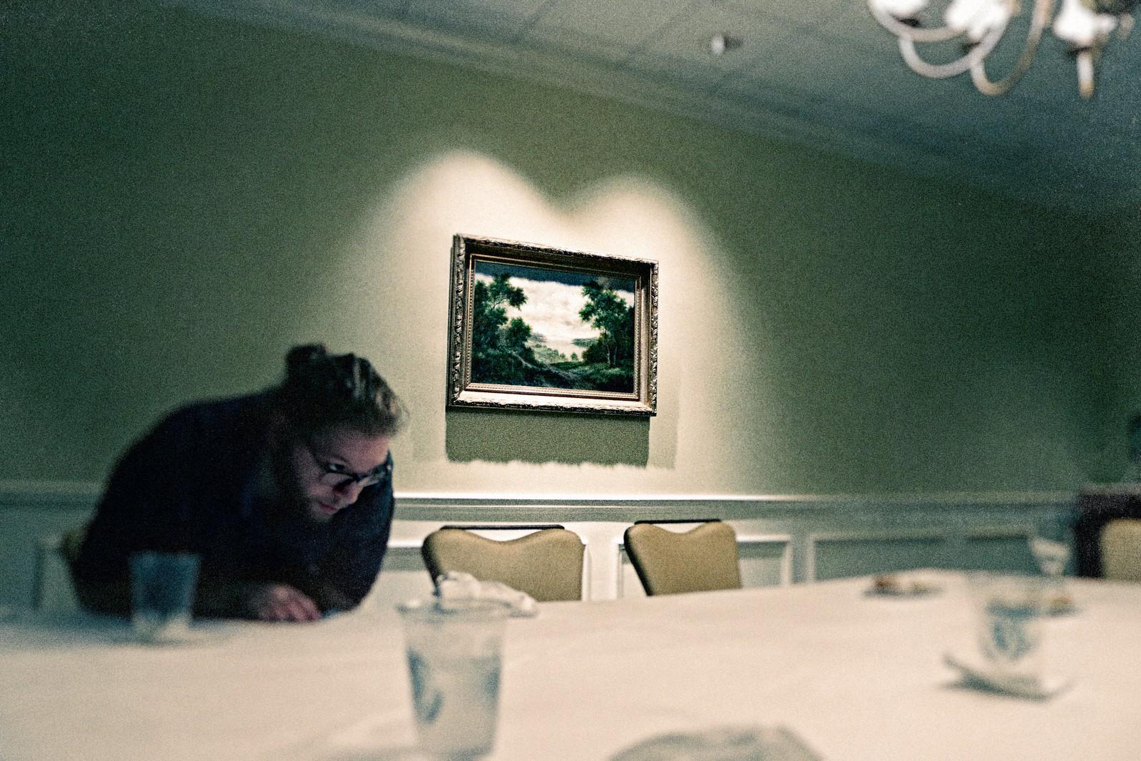 The Green Room. Nov 2015