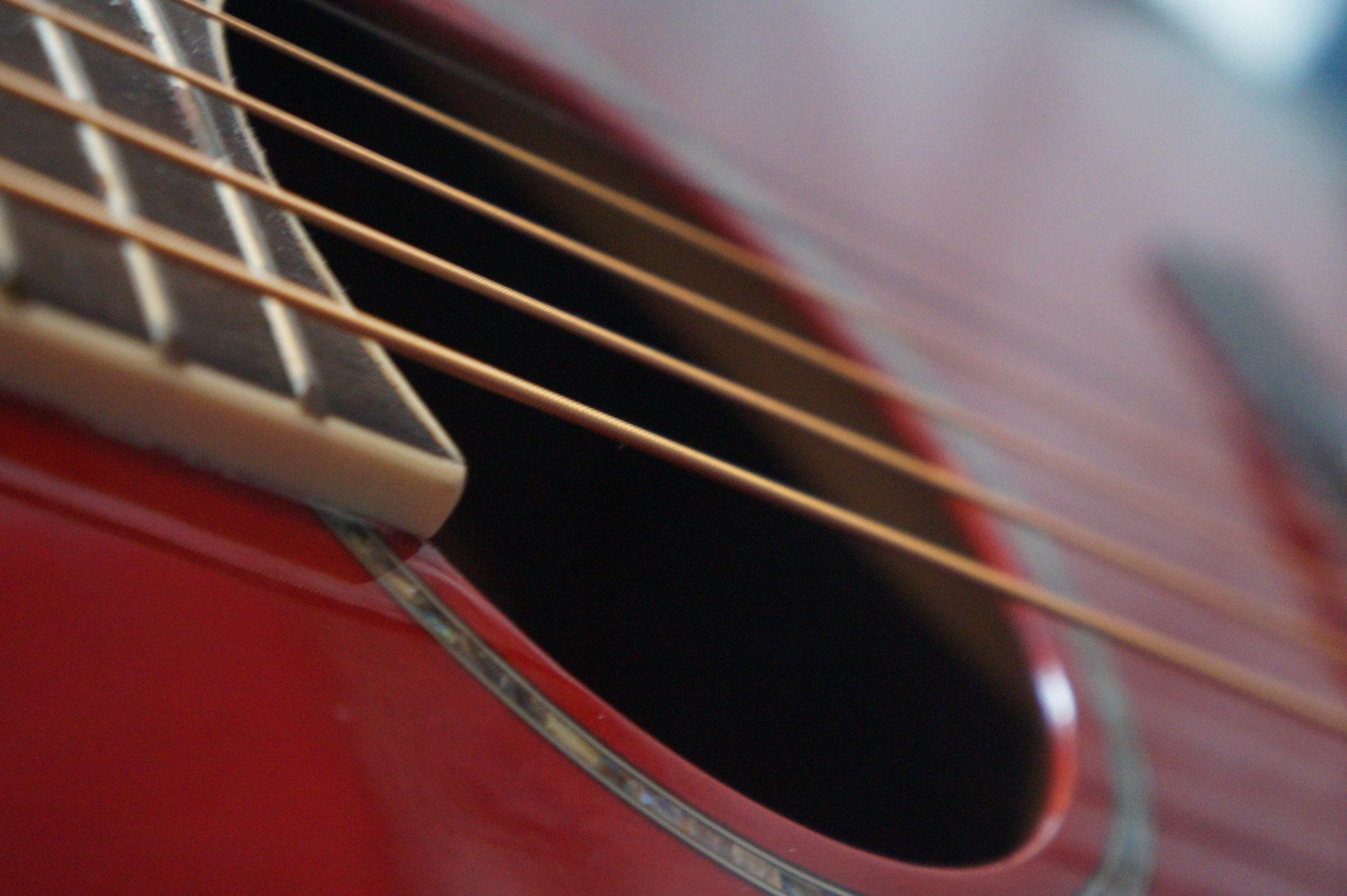 Classic Guitar Detail