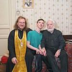 Встреча с духовным отцом. поэт Александр Меркушев