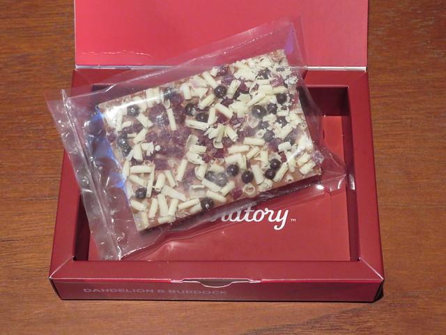 London Kit Kat Chocolatory - Dandelion & Burdock