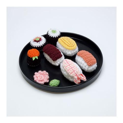 Amigurumi Sushi by Christen Haden (Usa) Foto: Ramiro ...