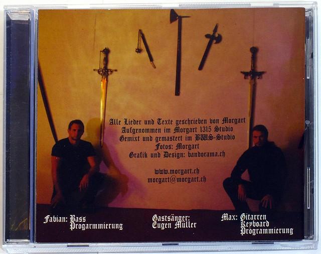 MORGART - DIE TÜRME (CD)