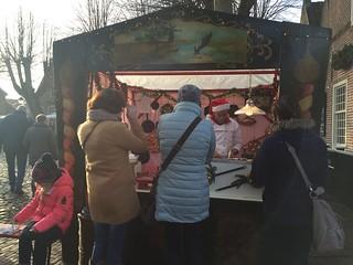 Bourtange kerstmarkt 2016 vleermuishotel