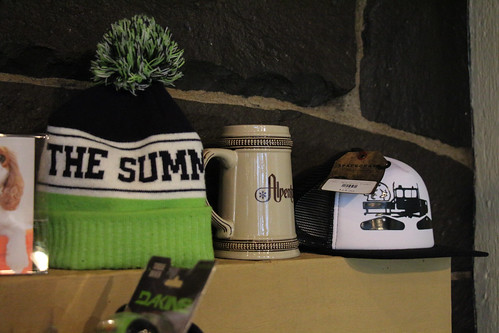Summit Hats & Alpental Stein