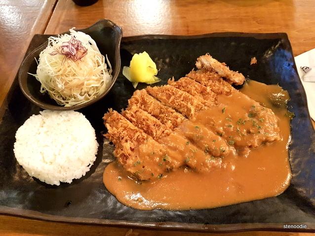 Katsuya Original cheese katsu