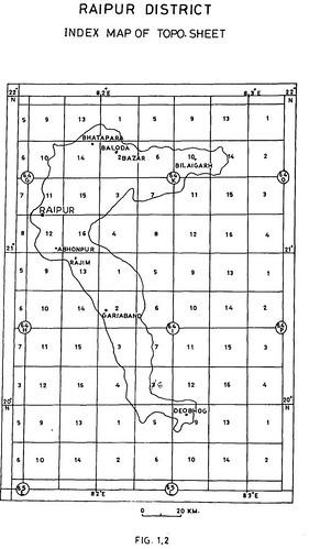 भौगोलिक पृष्ठभूमि