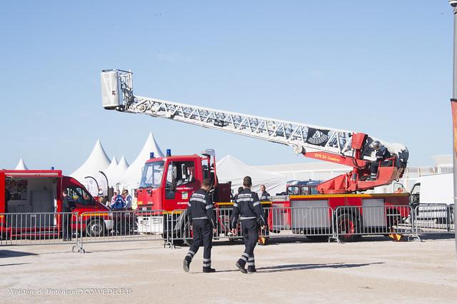 Rencontres de la sécurité 2015 à Marseille