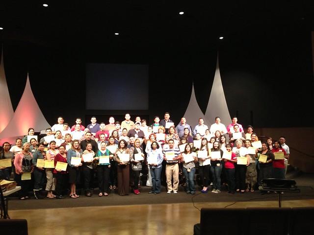 Taller para Maestros de Niños - Iglesia Comunidad de Fe - Houston, texas - Noviembre 2012