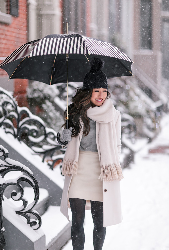 winter white wonderland snow style new england