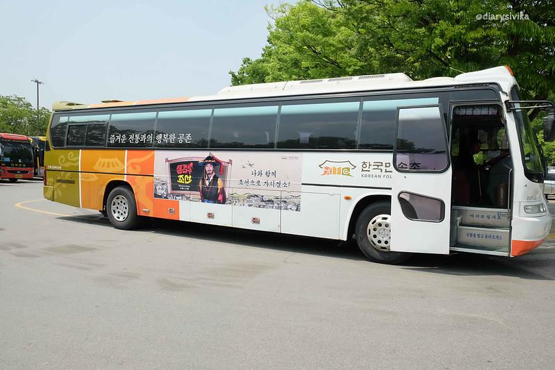 shuttle bus kfv