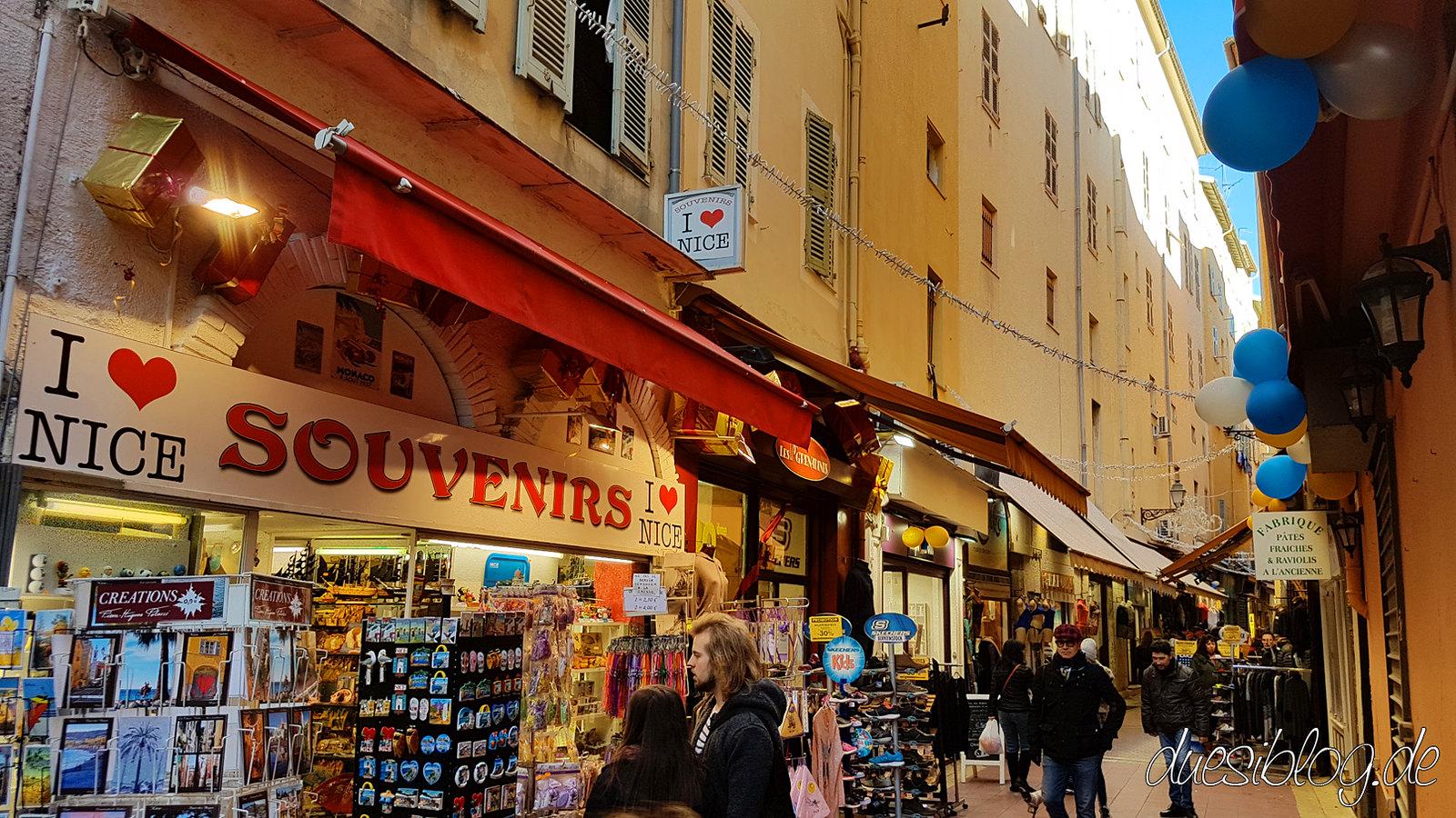 Nizza Altstadt Nice old town duesiblog 40