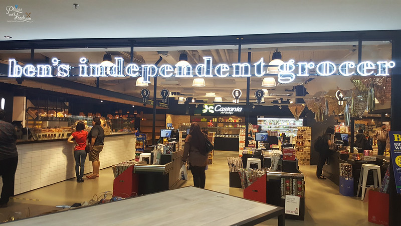 glo damansara shopping mall ben