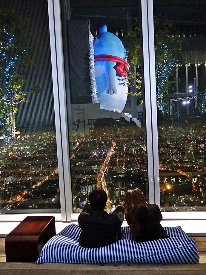 43 日本大阪 阿倍野展望台 HARUKAS 300 日本第一高摩天大樓 360度無死角視野 日夜皆美