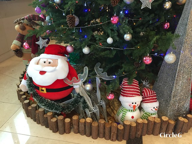 CIRCLEG 香港 觀塘 創紀之城6期 2016聖誕 KWUN TONG 遊記 聖誕 2016  (2)