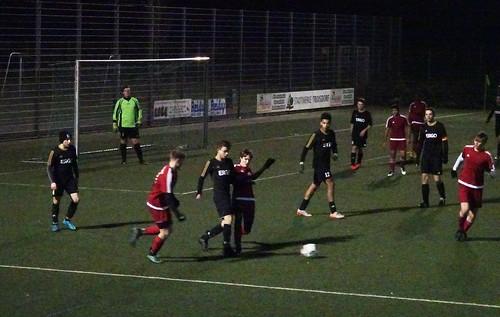 SV Kriegsdorf U19 2:4 1.FC Niederkassel U19 II