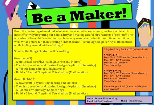 STEM Maker workshop