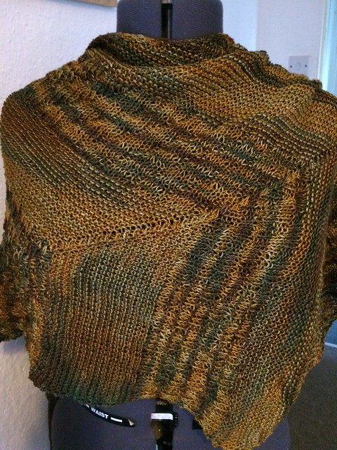 Guerrier Shawl