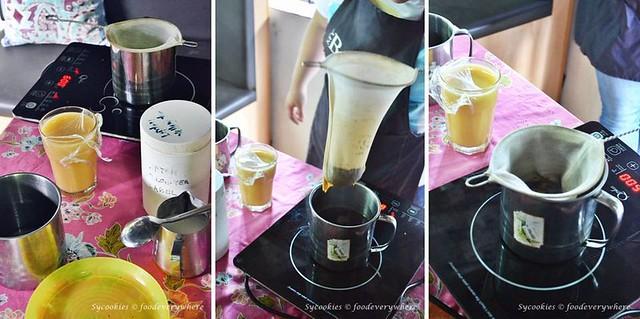 3.Nasi Lemak Workshop @ Green Tomato Café