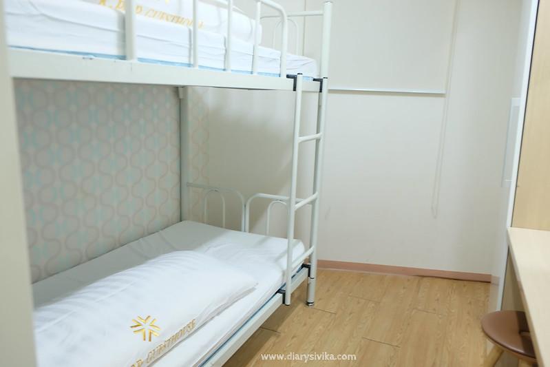 kpop guesthouse seoul