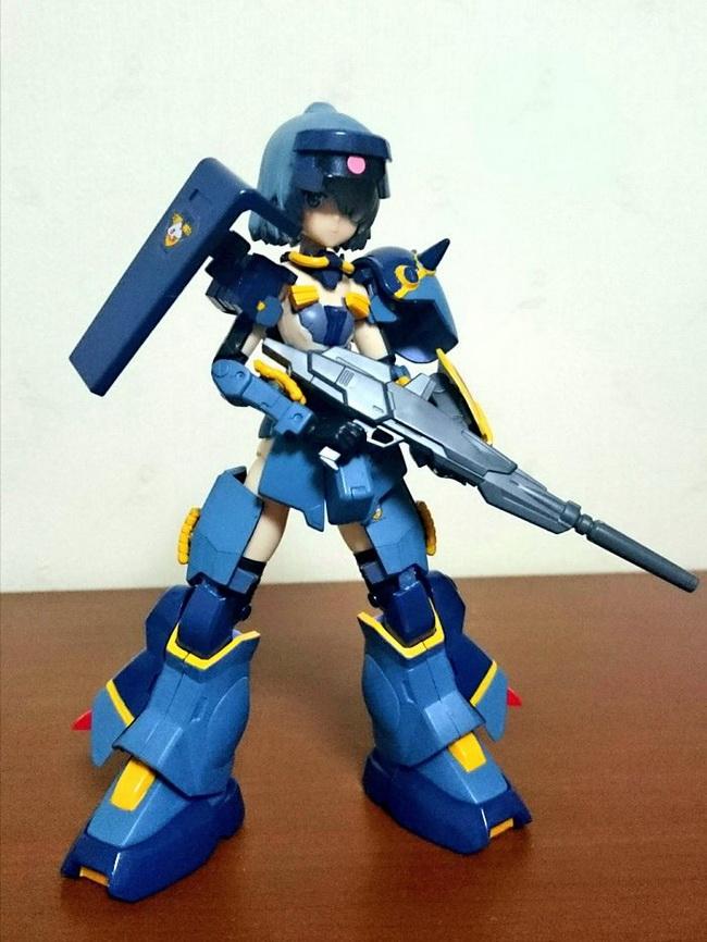 FRAME ARMS GIRL - 0024