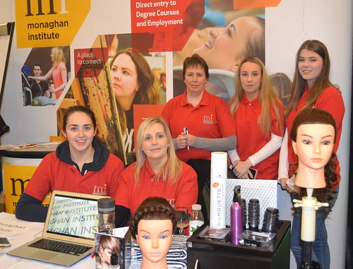 24th November 2016 Careers Event Hillgrove Monaghan