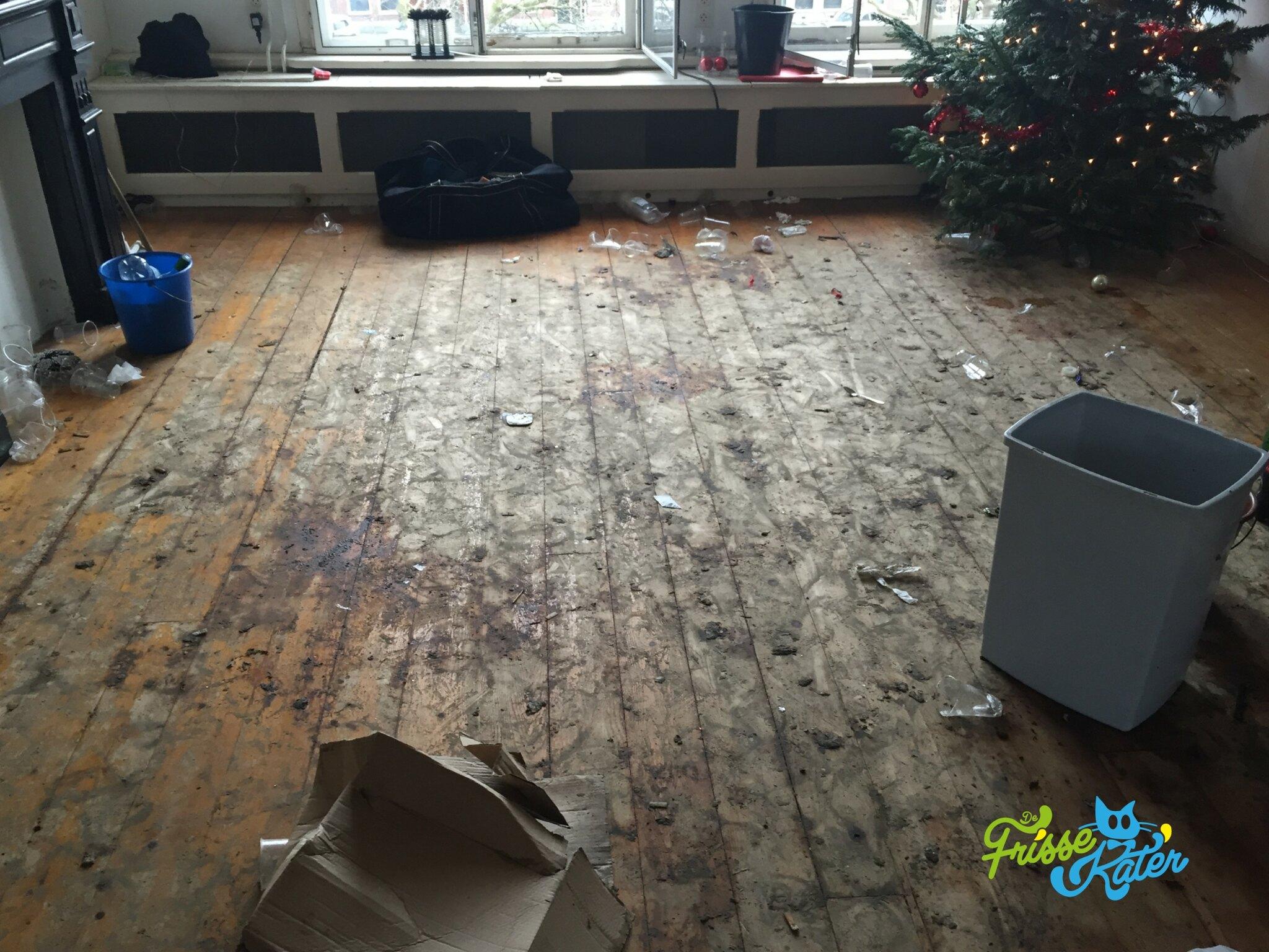 houten vloer schoonmaken en onderhouden tips tricks