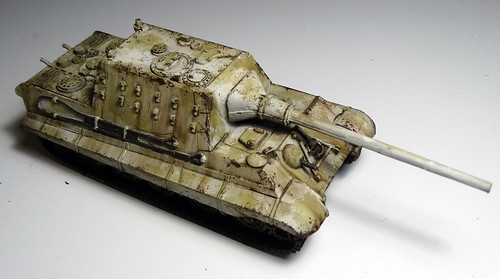 Bolt Action - German Jagdtiger