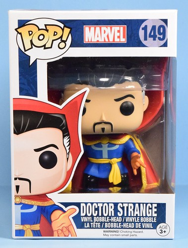 Funko Pop! Doctor Strange vinyl bobble-head
