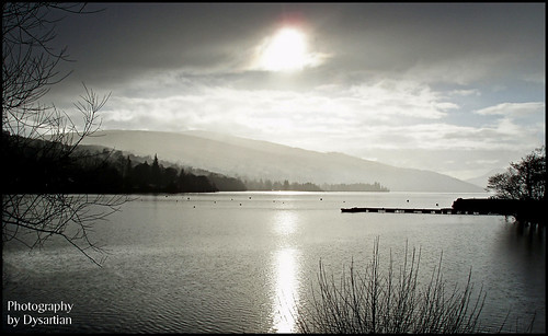 Loch Tay Rain | by Dysartian