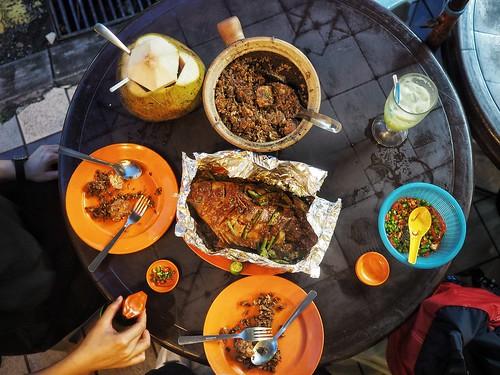Hong Kee Claypot Chicken Rice , Jalan Sultan Chinatown Kuala Lumpur