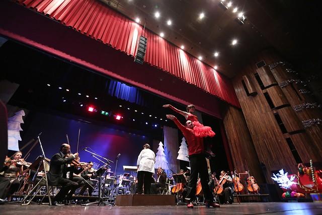 """Orquesta Sinfónica Nacional lleva a su público a vivir una """"Navidad por el mundo"""""""