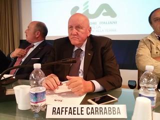Raffaele Carrabba presidente Cia Puglia