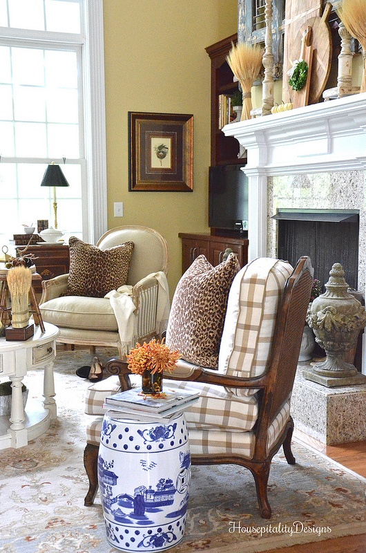 Fall Tour-Soft Surroundings-Romantic Homes Magazine-Housepitality Designs