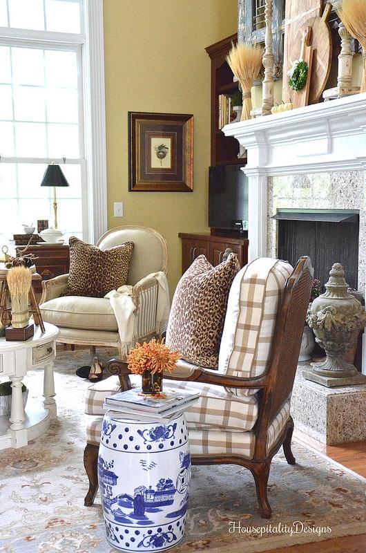 Fall Tour-Soft Surroundings-Romantic Homes Magazine-Housepitality Designs